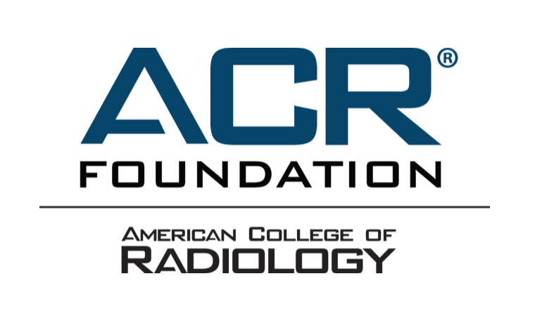 American College of Radiology Foundation Logo