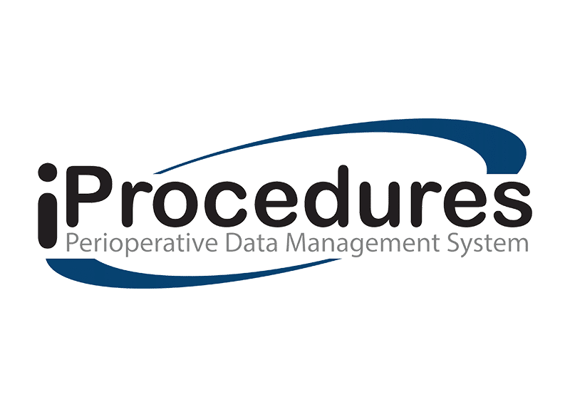 iProcedures preoperative data management systems logo