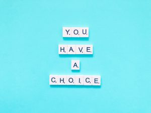You have a choice quote, business side of radiology