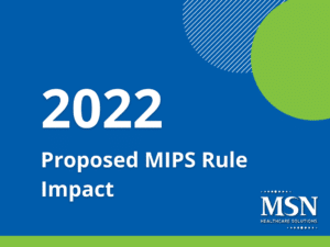 2022 Proposed MIPS Rule Impact
