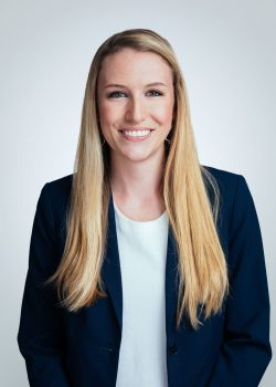 headshot of Courtney Keehan health care section of Chambliss, Bahner & Stophel lawfirm